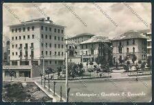 Catanzaro STRAPPO Foto FG cartolina D8685 SZD