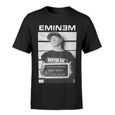 Official Eminem Arrest Photo Slim Shady T-Shirt