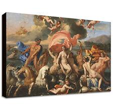 Nascita di Venere Stampa Tela | Grande Wall Art | Nicolas Poussin REGALO BELLE ARTI