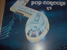LP POP -CONCERT N-2 G-CHIARAMELLO ORCH-UN-MUSICIST ROMA