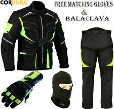 Haute Visibilité Vitesse Vagues Ce Protection Moto / Veste Moto Textile