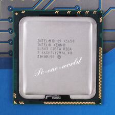Intel Xeon X5650 X5660 X5670 X5675 X5677 X5680 X5690 L5630 LGA1366 12M Processor