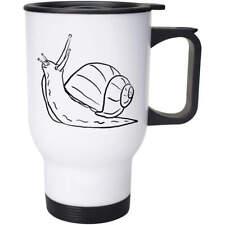 'Snail' Ceramic Mug / Travel Cup  (MG025492)