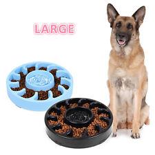 JASGOOD Slow Dog Bowl for Large Dogs Fun Feeder Dog Bowl Anti-Gulping 320