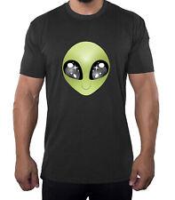 Cute Alien Men's Tees, Nice Graphic Tees, Funny Men's Shirts!