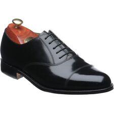 Barker Arnold Large Size shoe in Black