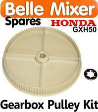 GXH50 Belle Cemento Hormigonera Gear Box Caja de cambios de 150 piezas de repuestos de polea
