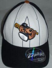 New Authentic Zephyr Blue & White Youth California Golden Bears Baseball Hat
