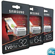 Samsung 32GB 64GB 128GB Micro SD Card SDHC EVO UHS-I Class 10 Memory Card HD 4K
