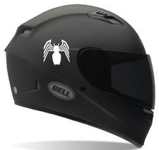 Venom logo helmet decals (2) Motorcycle helmet decals,Sticker.Fit Honda,Suzuki