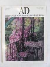 AD ARCHITECTURAL DIGEST N174 NOV. 1995 ED.CONDE' NAST