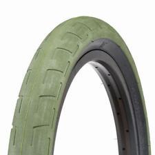 BSD BMX Donnastreet Tyres Surplus Green