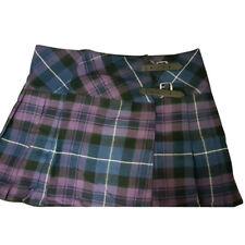 Scottish Mini Ladies Skirt Pride of Scotland Tartan/Women Mini Skirt Kilt