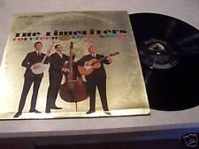 """The Limeliters """"Fourteen 14K Folk Songs"""" LP Neely Plumb"""