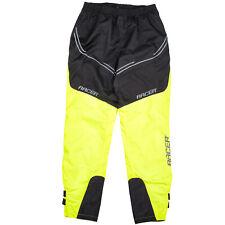 RACER Flex Pantalon de pluie moto - Jaune Fluo Noir