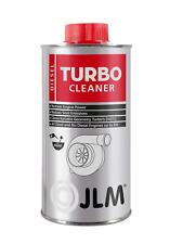 Mejor Diesel Turbo Limpiador JLM, potencia del motor & fluido de limpieza eficaz Fix 500ML