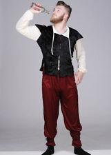 Adulte médiéval homme taverne keeper costume
