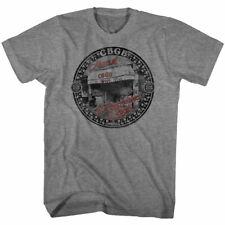 CBGB Mens T-Shirt PUNK Rock Circle Scene Licensed New Graphite Heather SM - 5XL
