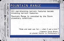 MechWarrior PC-007 Mountain Range Age of Destruction