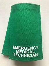 EMERGENCY MEDICAL TECHNICIAN EPAULETTES  - MEDICAL/FIRST AID/EMT