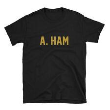 A. Ham - Hamilton Shirt - 100% Unisex Adult Cotton Shirt