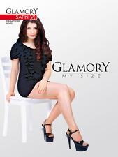 glamory Satén 20 Estilo 50122 MEDIAS NEGRO Y TEINT ( COLOR CARNE ) Tallas Hasta