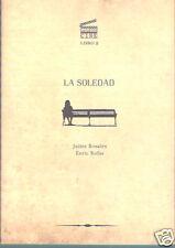 LA SOLEDAD - Libro cinematográfico