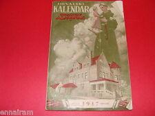 Croatian Almanac 1947 Catholic Messenger Croatian Language Hrvatski Kalendar