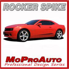 2010 ROCKER SPIKE Camaro Lower Door Side Stripes Graphics Decals - 3M Vinyl 970