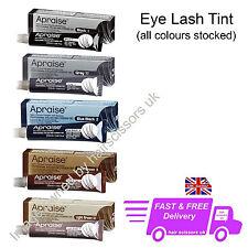 Eyelash Eyebrow Tint Dye All Colours Sold by APRAISE Large 20ml Tube