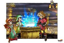 RGC Huge Poster - Dragon Quest VII Fragments of Forgotten Nintendo 3DS - EXT556