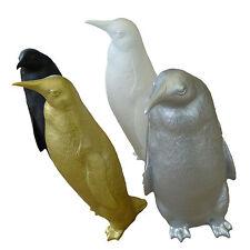 Pinguin, Big Galápagos Penguin Sculpture, lebensgr. Plastikskulptur Ottmar Hörl
