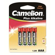 Pile Alcaline Plus AAA LR03 LR3 R3 MN2400 AM4 E92 UM4 1,5V : x  4 8 10 20 40