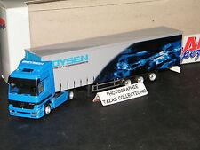 MERCEDES ACTROS TRANSPORTS BOYSEN ALLEMAGNE - AWM 1/87 Ref 71125