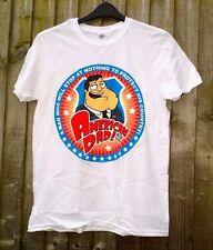Da Uomo T-shirt American Dad 100% COTONE T-shirt (disponibile in Small-X Large)