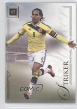 2014 Futera Unique #071 Radamel Falcao Soccer Card