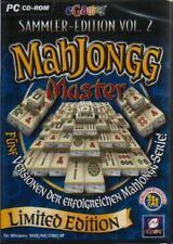 Al mahjong Master 1 2 3 4 5 * 5 lleno de versiones de edición coleccionista * como nuevo