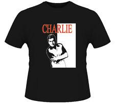 Charlie Harper Sheen Comedy Two & A Half Men T Shirt