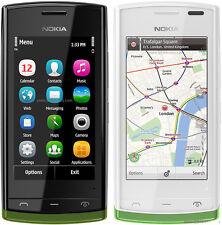 "Nokia 500 N500 Fate 3.2"" 3G Wifi 5.0MP Symbian Anna OS Unlocked Smartphone"