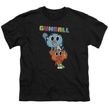 Amazing World Of Gumball - Gumball Spray Cartoon Network Youth T Shirt