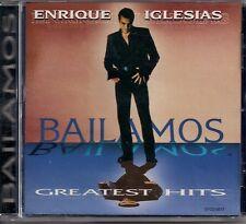 BAILAMOS GREATEST HITS BY ENRIQUE IGLESIAS (CD, Jun-1999, Fonovisa)