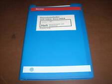 Werkstatthandbuch VW Golf IV Simos Einspritzanlage + Zündanlage ab 1998