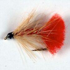 12 Coch Y Bonddu truite fly fishing trout /& Ombres Mouches Envoi Gratuit Mouche vente
