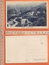 S. Donato Val di Comino (FR) Villa Comunale - Animata - Viaggiata 1949 - 20002