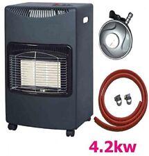 Portable Fire Calor Gas Heater High Quality LPG Cabinet Butane Regulator Hose