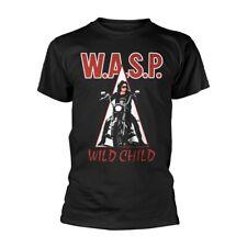 Wasp - Wild Child (NEW MENS T-SHIRT )