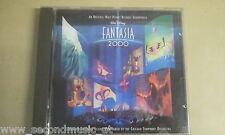 CD---WALT DISNEY--FANTASIA 2000-- SOUNDTRACK --ALBUM