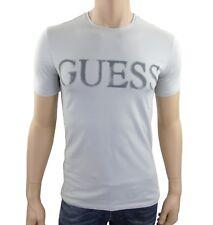 T shirt guess manches courtes Homme M62I13 Gris