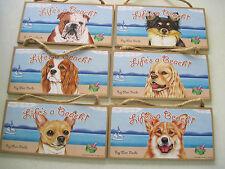 Key West Bulldog Cavalier King Cocker Spaniel Chihuahua Long Corgi FREE SHIP