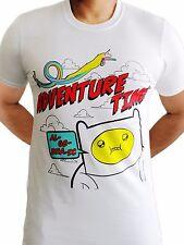 Adventure time Algebraic Jake Finn Cartoon TV Official White Mens T-shirt